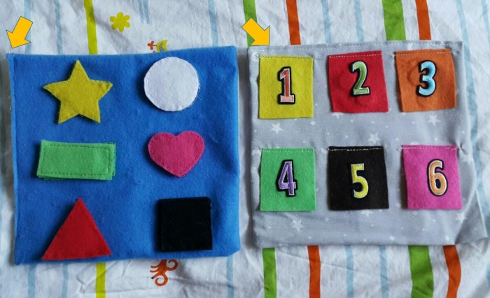 formas y numeros